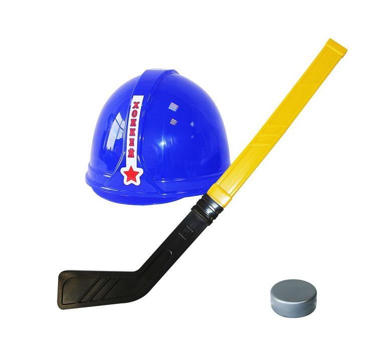 Пластмастер Игровой набор Хоккеист пластмастер игровой набор кто в доме хозяин