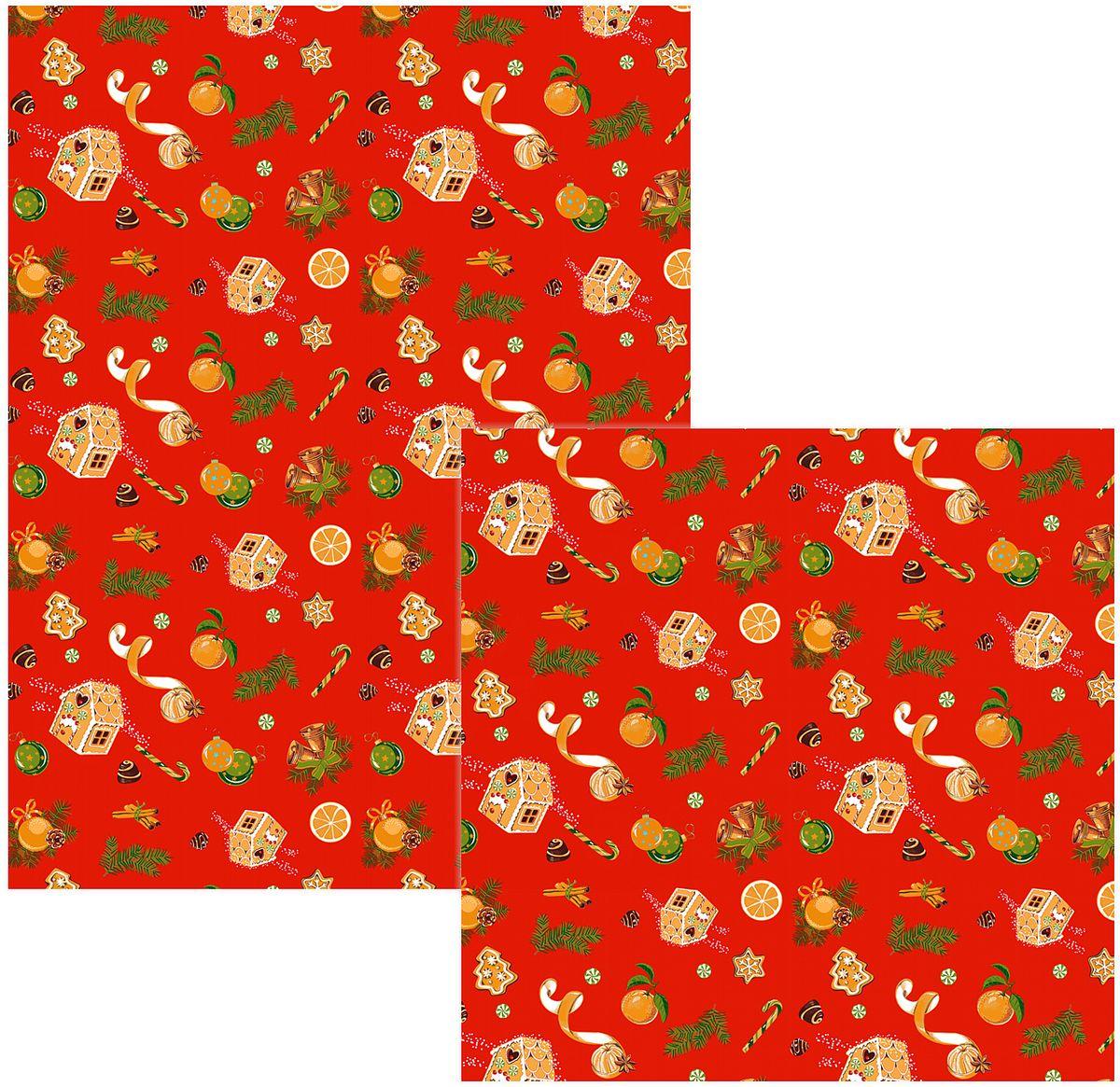 Набор Мультидом Новогоднее настроение: полотенце и салфетка, цвет: красныйMT68.431Используется для вытирания рук, посуды, столовых приборов и т.п.Хлопчатобумажные полотенца великолепно справляются с излишками воды на посуде, поэтому они всегда кстати на современной кухне.Состав: 100% хлопок.