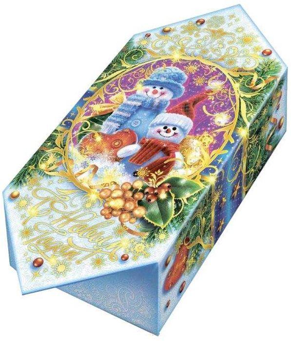 Сладкий новогодний подарок Конфета праздник (Снеговики), 150 г1526Новогодние подарки в картонной упаковке считаются самыми популярными для поздравления детей в детских садах и школах, и с каждым годом остаются лидерами продаж. Сладкий Новогодний подарок Конфета праздник 150 гр. очарует любого малыша своей яркой, разноцветной упаковкой, а прекрасно подобранный состав кондитерских изделий от самых известных производителей позволит в полной мере насладиться праздником. Прекрасный вариант поздравления детей на утренниках в детских садах и школах.Уважаемые клиенты! Обращаем ваше внимание на возможные изменения в дизайне упаковки. Качественные характеристики товара остаются неизменными. Поставка осуществляется в зависимости от наличия на складе.