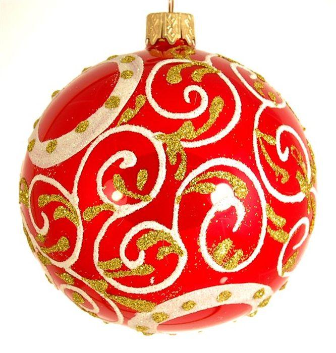 Украшение новогоднее подвесное Четыре круга геометрия на красном, ручная работа, диаметр 8 смH-80-2984-S-Четыре круга геометрия на красномНовогоднее украшение Четыре круга геометрия на красном ручной работы, выполненное из стекла, отлично подойдет для декорации вашего дома и новогодней ели. С помощью специальной петельки украшение можно повесить в любом понравившемся вам месте. Но, конечно, удачнее всего оно будет смотреться на праздничной елке.Елочная игрушка - символ Нового года. Она несет в себе волшебство и красоту праздника. Такое украшение создаст в вашем доме атмосферу праздника, веселья и радости.