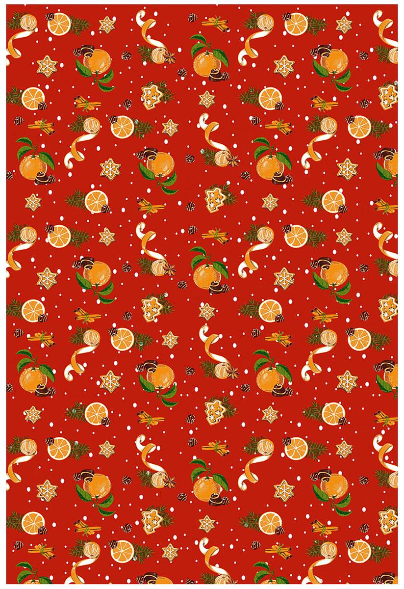 Скатерть Мультидом Новогоднее настроение, цвет: красный, 148 х 148 смBD2-54Предназначена для защиты поверхности стола и украшения интерьера. Изготовлена из 100% полиэстера с водоотталкивающей пропиткой, предохраняющей скатерть от возникновения пятен от соусов, вина, кофе и т. п. Легко стирается. Стирать в соответствии с рекомендациями на этикетке.Размер 148х148 см.