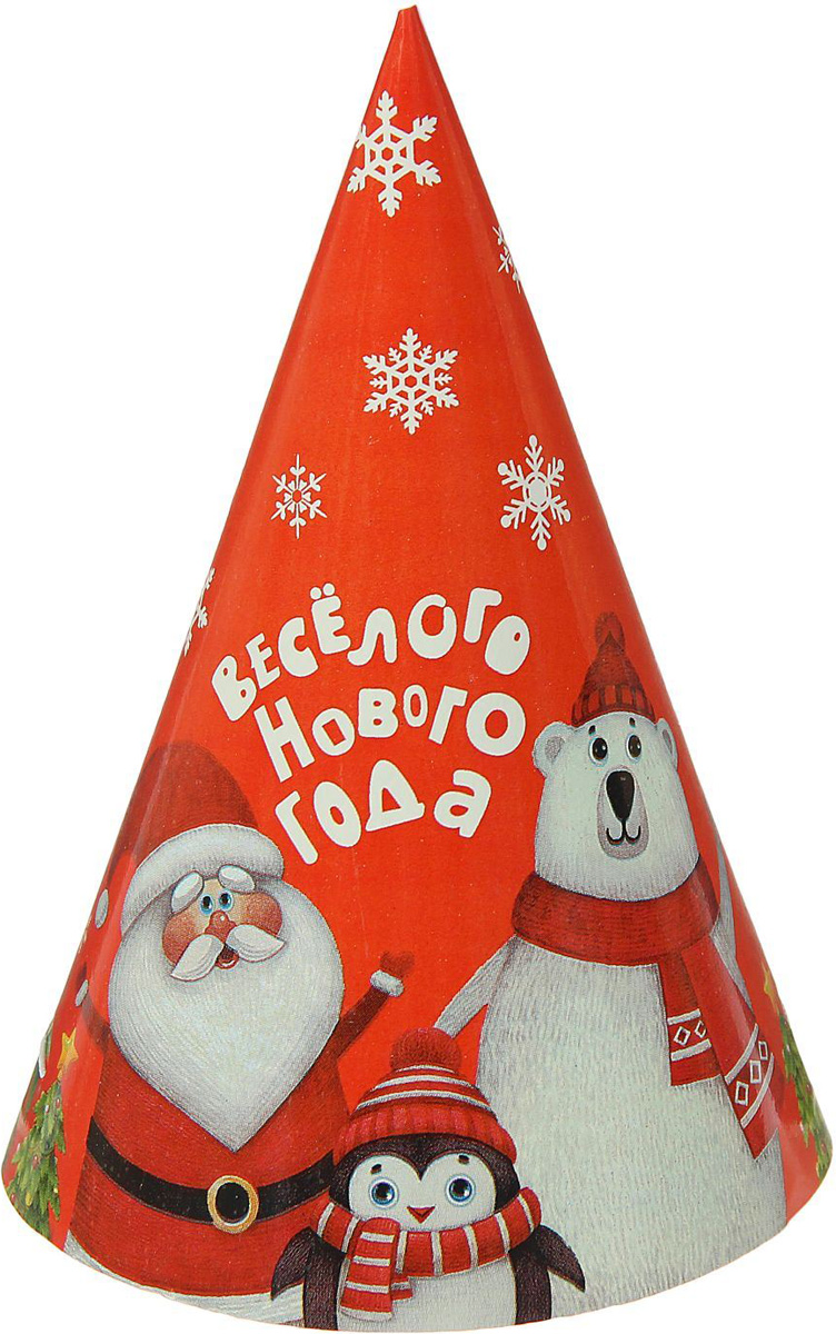 Колпак Страна Карнавалия Веселого Нового года. Дед Мороз и друзья1481927Невозможно представить нашу жизнь без праздников! Мы всегда ждем их и предвкушаем, обдумываем, как проведем памятный день, тщательно выбираем подарки и аксессуары, ведь именно они создают и поддерживают торжественный настрой. Это отличный выбор, который привнесет атмосферу праздника в ваш дом!