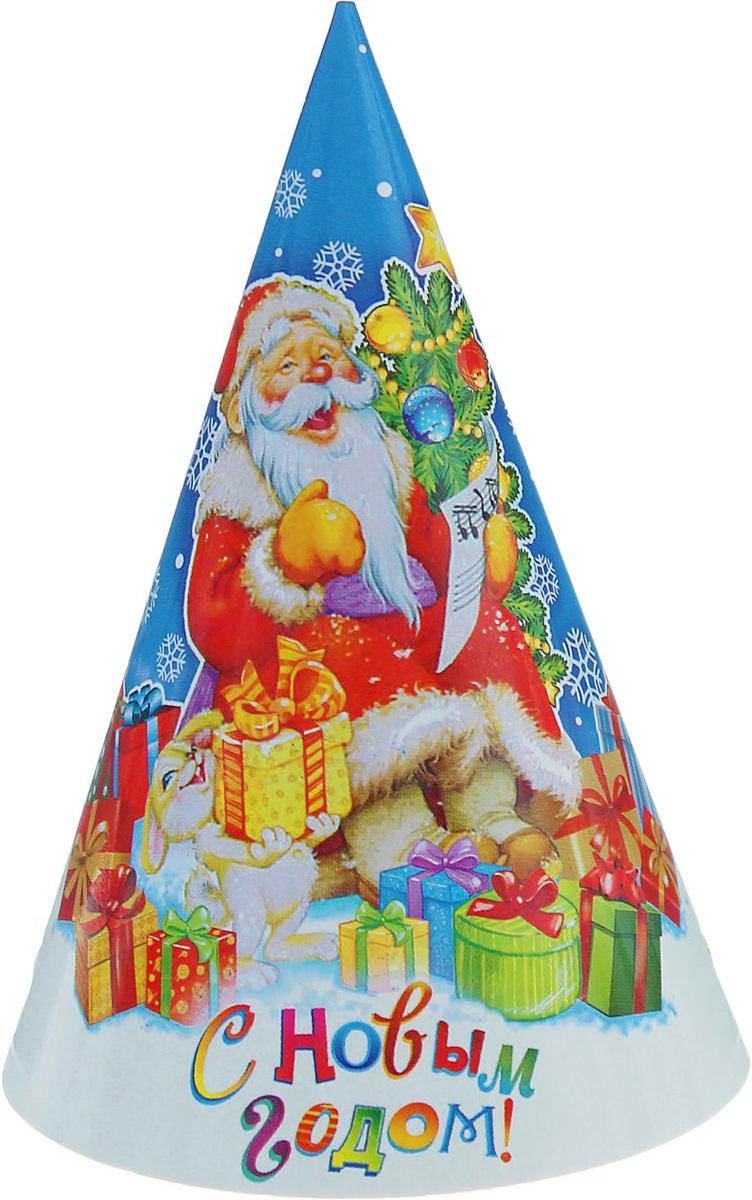 Колпак Страна Карнавалия С Новым годом. Дед Мороз и подарки1481935Невозможно представить нашу жизнь без праздников! Мы всегда ждем их и предвкушаем, обдумываем, как проведем памятный день, тщательно выбираем подарки и аксессуары, ведь именно они создают и поддерживают торжественный настрой. Это отличный выбор, который привнесет атмосферу праздника в ваш дом!