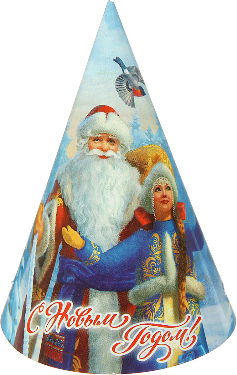 Колпак Страна Карнавалия С Новым годом. Дед Мороз и Снегурочка1481929Невозможно представить нашу жизнь без праздников! Мы всегда ждем их и предвкушаем, обдумываем, как проведем памятный день, тщательно выбираем подарки и аксессуары, ведь именно они создают и поддерживают торжественный настрой. Это отличный выбор, который привнесет атмосферу праздника в ваш дом!
