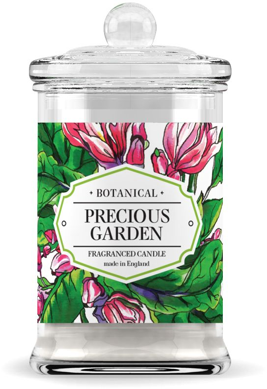 Свеча ароматическая Wax Lyrical Заповедный сад, высота 14,6 смJV0304-3Ароматическая свеча в стекле Wax Lyrical Заповедный сад , 60 часов горения. Сладковато-смолистые тона агарового деревав окружении цветочных мелодий.