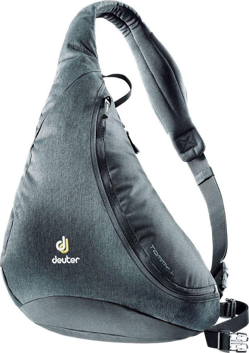 Рюкзак туристический Deuter Tommy, цвет: серый, 16 л рюкзак deuter nomi 16l 2017 petrol dresscode