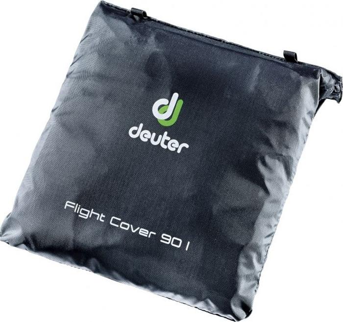 Чехол транспортный Deuter Flight Cover, цвет: черный, 60 л