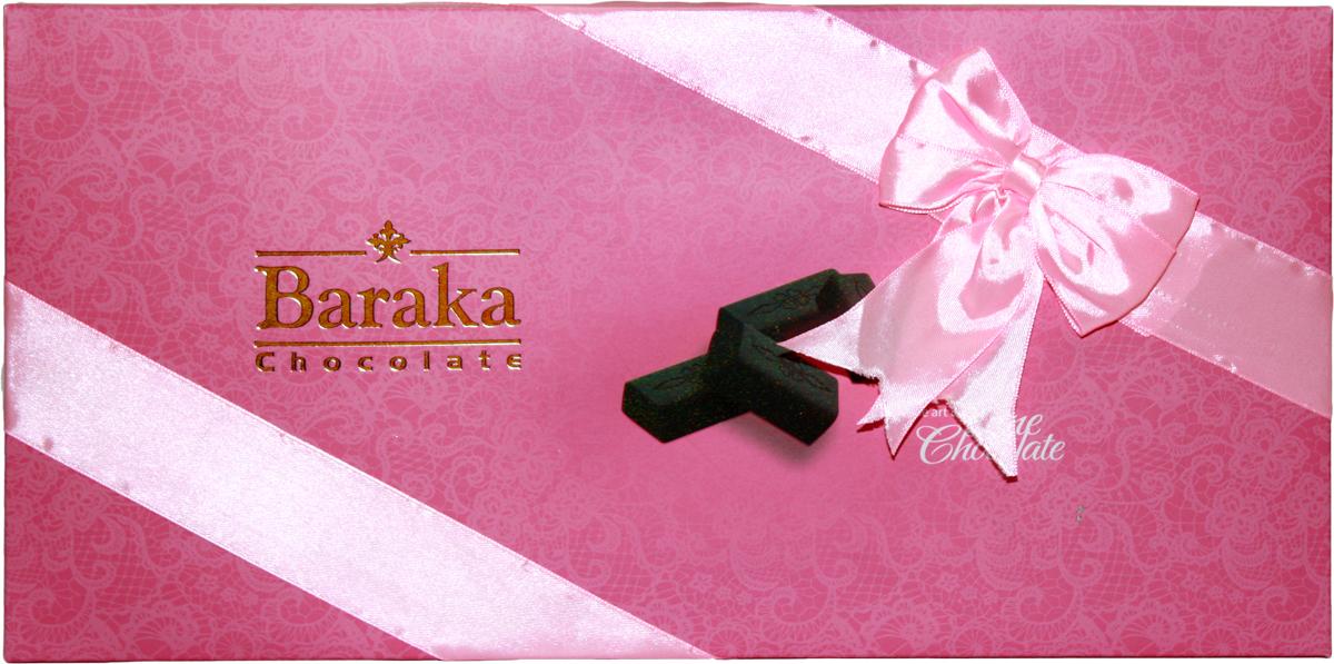 Baraka Гранд ассорти шоколадных конфет, 160 г baraka бриллиант ассорти шоколадных конфет 320 г