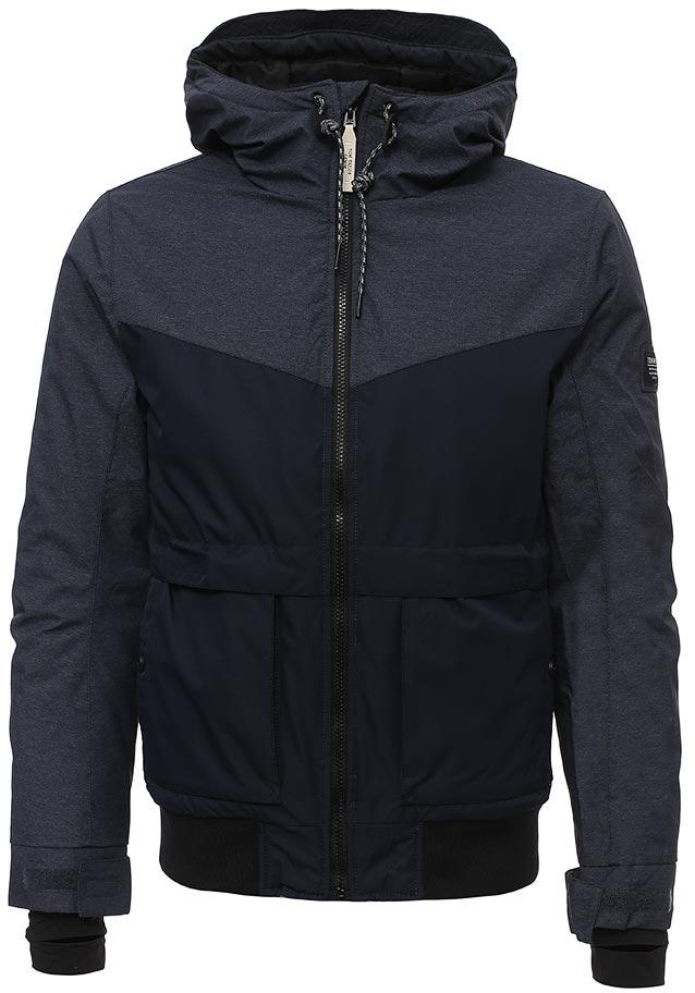 Куртка мужская Tom Tailor, цвет: синий. 3555026.00.12_1202. Размер S (46)3555026.00.12_1202