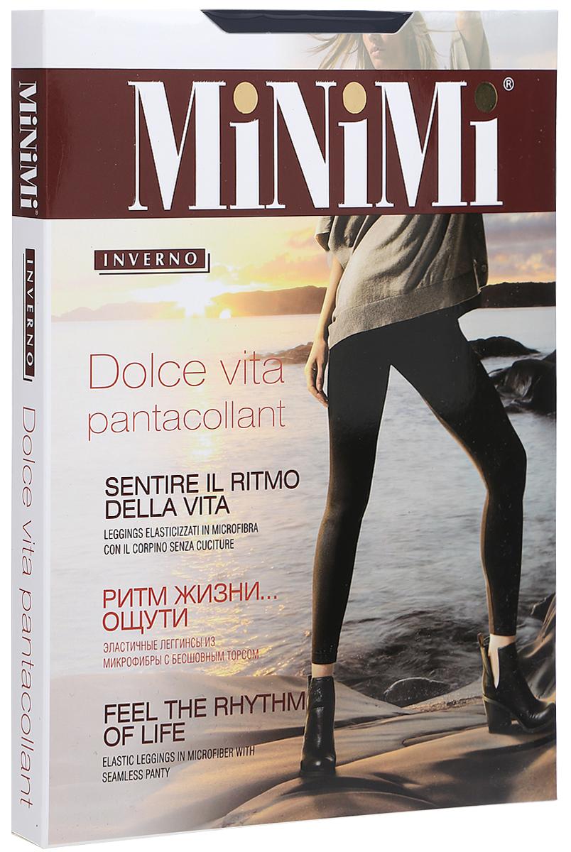 купить Леггинсы жен Minimi Pantacollant Dolce Vita, цвет: Nero (черный). SNL-386624. Размер 2/3 (S/M) по цене 552 рублей