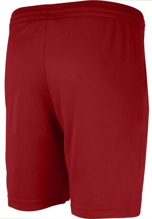 Шорты спортивные для мальчика Umbro League Knit Short, цвет:  рубин.  62160U.  Размер YL (152) UMBRO