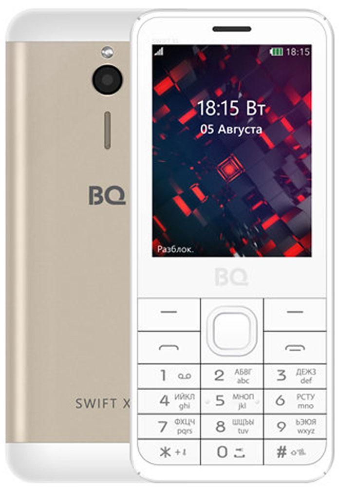 BQ 2811 Swift XL, Gold - Мобильные телефоны