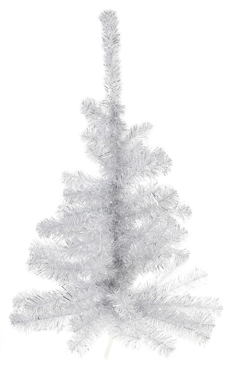 Ель искусственная Morozco, цвет: белый, серебристый, высота 90 см0610бИскусственная ель Morozco - прекрасный вариант для оформления вашего интерьера к Новому году. Такие деревья абсолютно безопасны, удобны в сборке и не занимают много места при хранении.Ель состоит из неразъемной верхушки и ствола, а также дополнена устойчивой подставкой. Ель быстро и легко устанавливается и имеет естественный и абсолютно натуральный вид, отличающийся от своих прототипов разве что совершенством форм и мягкостью иголок.Для большего объема и пушистости, ветки на стволе закреплены в хаотичном порядке. Ель Morozco обязательно создаст настроение волшебства и уюта, а так же станет прекрасным украшением дома на период новогодних праздников.