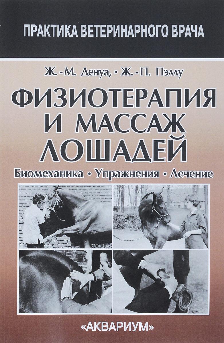Ж.-М. Денуа, Ж.-П. Пэллу Физиотерапия и массаж лошадей. Биомеханика. Уражнения. Лечение ламбен ж ж менеджмент ориентированный на рынок