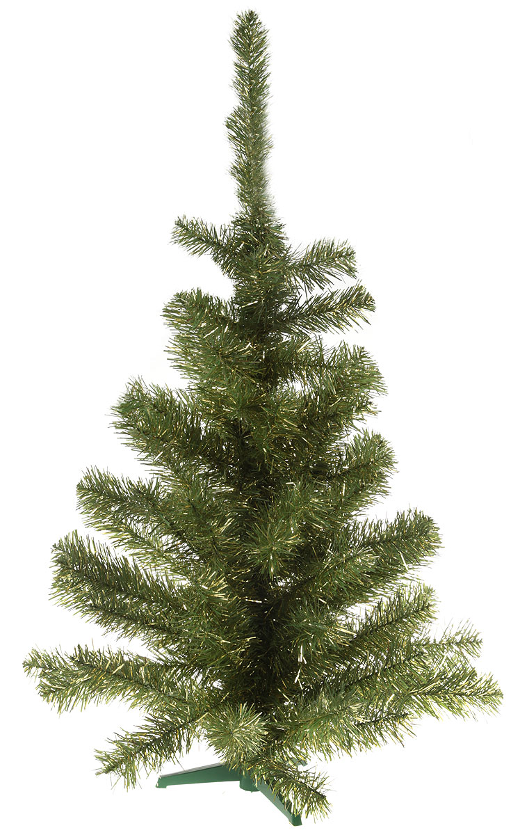 Ель искусственная Morozco, цвет: зеленый, золотистый, высота 90 см0610зИскусственная ель Morozco - прекрасный вариант для оформления вашего интерьера к Новому году. Такие деревья абсолютно безопасны, удобны в сборке и не занимают много места при хранении.Ель состоит из неразъемной верхушки и ствола, а также дополнена устойчивой подставкой. Ель быстро и легко устанавливается и имеет естественный и абсолютно натуральный вид, отличающийся от своих прототипов разве что совершенством форм и мягкостью иголок.Для большего объема и пушистости, ветки на стволе закреплены в хаотичном порядке. Ель Morozco обязательно создаст настроение волшебства и уюта, а так же станет прекрасным украшением дома на период новогодних праздников.