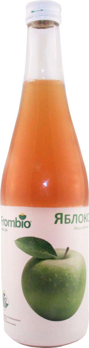 Frombio сок яблочный 100% прямого отжима, 0,51 л armajuice сок яблочный 0 33 л