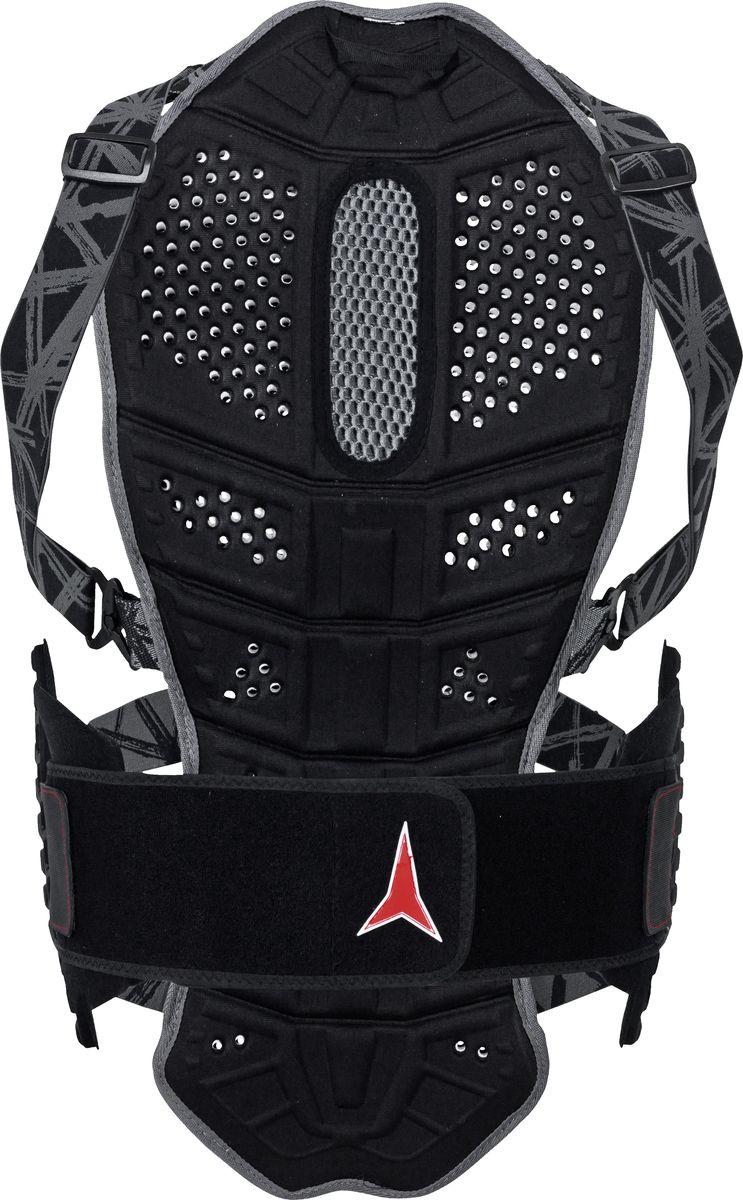 """Защита спины Atomic """"Live Shield BP Men"""", цвет: черный. Размер M (48)"""
