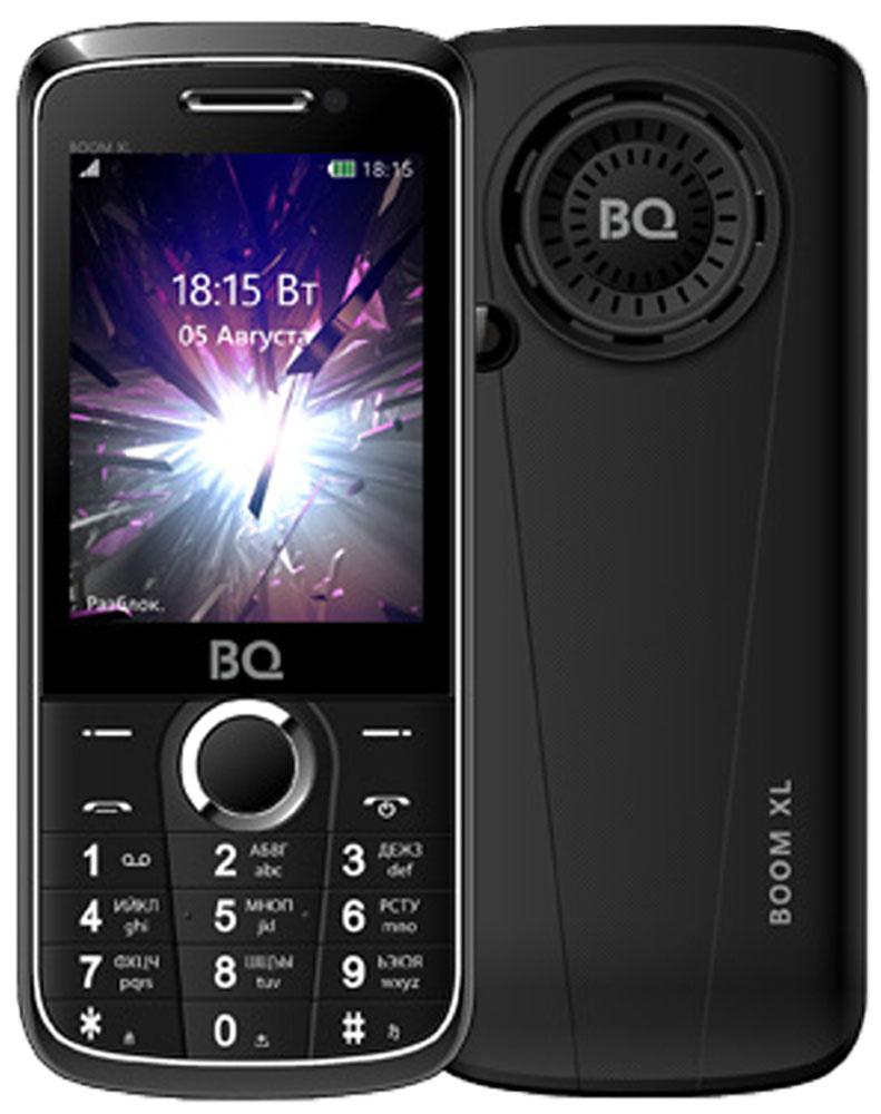 BQ 2805 Boom XL, Black - Мобильные телефоны