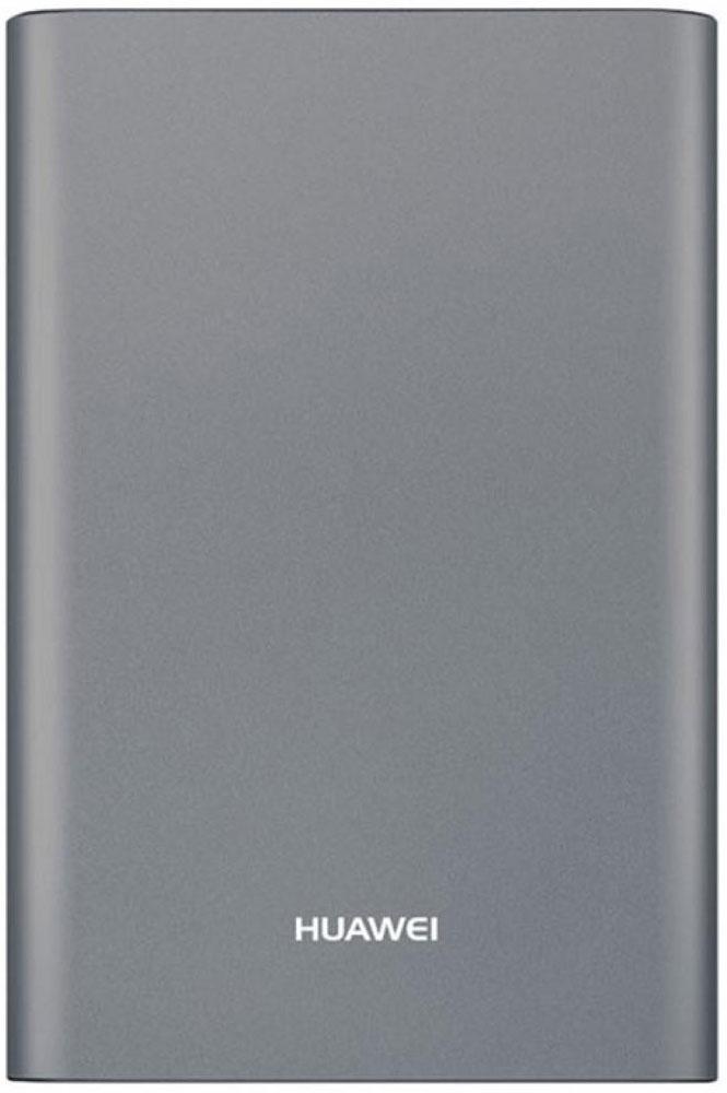 Huawei AP007, Grey внешний аккумулятор (13000 мАч)10119Huawei AP007 - внешний аккумулятор с цельнометаллическим корпусом, обеспечивающим защиту от пыли, влаги, коррозии. Устройство элегантно выглядит и позволяет в любой момент подзарядить смартфон, планшет или другое мобильное устройство.Динамическое распределение между двумя USB-портамиВнешний аккумулятор следит за мощностью и ёмкостью батареи подключенных устройств, самостоятельно распределяя поток энергии – это обеспечивает защиту заряжаемых устройств от перегрузки и равномерный заряд.Продуманная архитектура процессора обеспечивает совместимость со многими устройствами и надёжную защиту заряжаемого смартфона или планшета. Конструкция корпуса гарантирует отсутствие контакта с металлическими элементами и предоставляет дополнительную защиту заряжаемым устройствам.Вы можете заряжать смартфоны и планшеты во время работы, игры и даже ночью. После того, как уровень заряда устройства достигнет 100%, AP007 автоматически остановит процесс зарядки, тем самым уберегая аккумулятор устройства от перенасыщения.