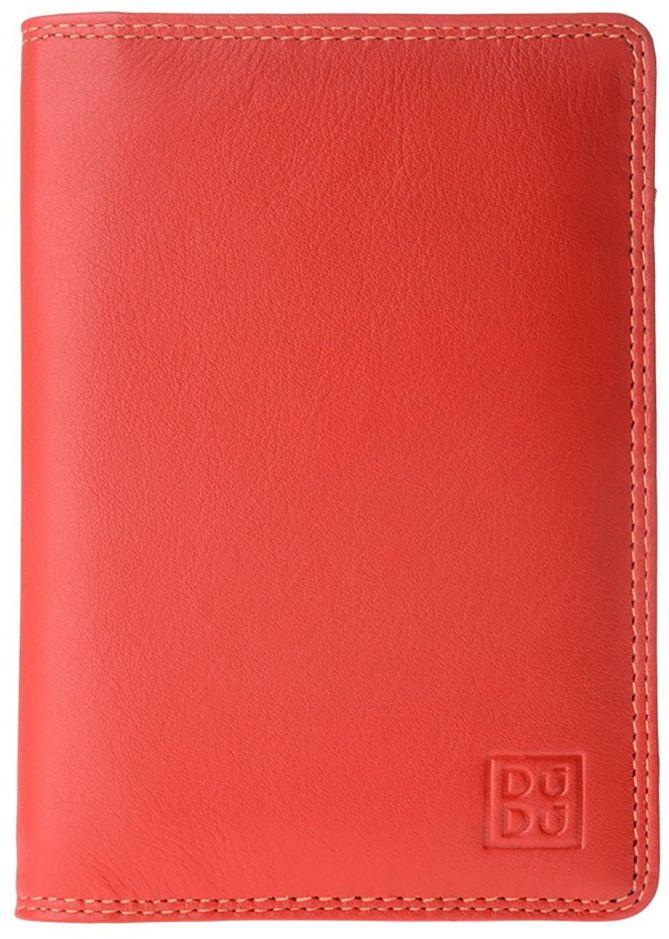 Обложка для паспорта DuDu Bags  Paul , цвет: красный. 534-1508-red - Обложки для паспорта