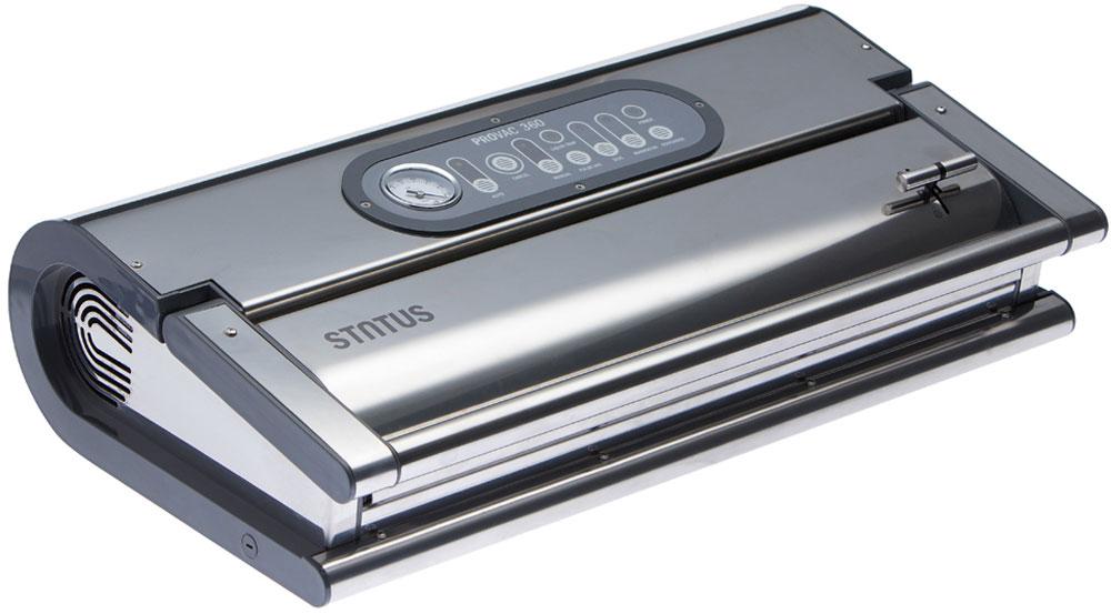 Status ProVAC 360, Silver Red вакуумный упаковщик