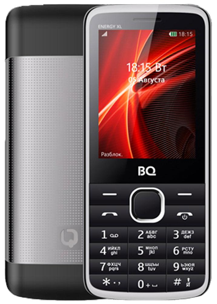 BQ 2806 Energy XL, Black - Мобильные телефоны