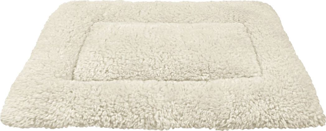Матрас для животных Fauna Sherpa, 68 х 104 см. FIDB-8514FIDB-8514Матрас для собак и кошек Fauna Sherpa выполнен из мягкого бежевого меха. Используется как комфортный матрас, а также как подстилка в клетке-переноске.Размер: 68 х 104 см.