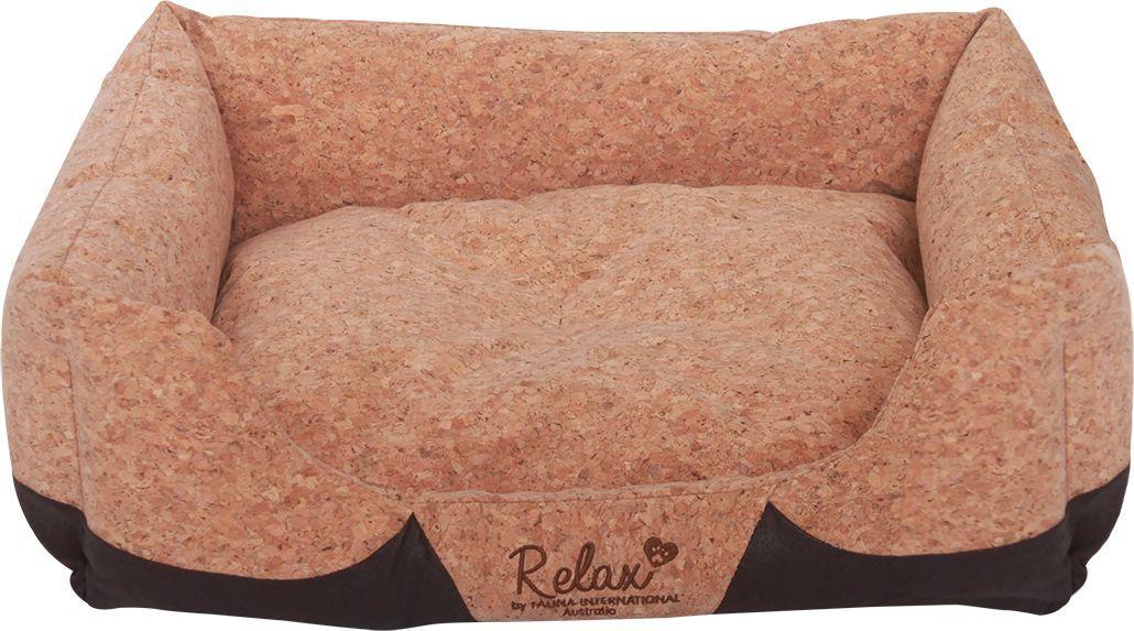 Лежак для животных Fauna Eldora, 60 х 50 х 16 см. FIDB-0216/9216 сумка eldora ecco ecco mp002xw0001w
