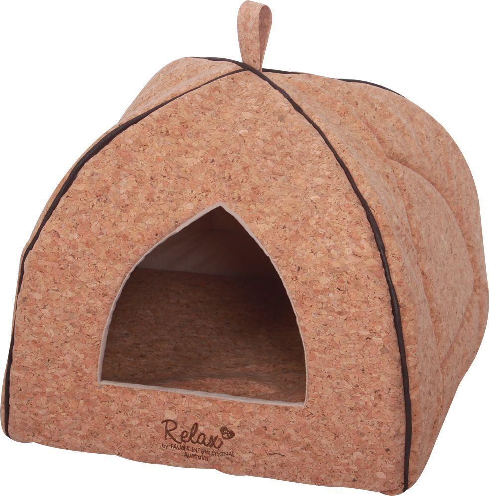 """Домик для кошек Fauna """"Flavia"""", 40 х 40 х 35 см. FIDB-0218/9218"""