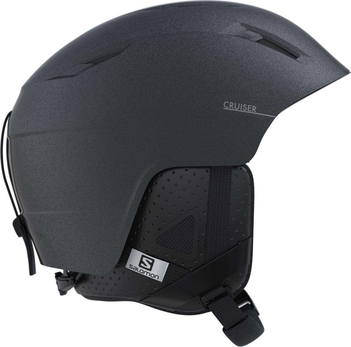 Шлем горнолыжный Salomon Cruiser2. Размер M (56/59)L39913700Универсальный шлем Salomon Cruiser2, который готов к любым испытаниям. Технология Thin Shell обеспечивает максимальную надежность, компактная конструкция и низкий вес гарантируют удобство во время катания. Технология EPS 4D в сочетании с регулировкой Custom dial обеспечивает повышенную безопасность и плотную посадку.