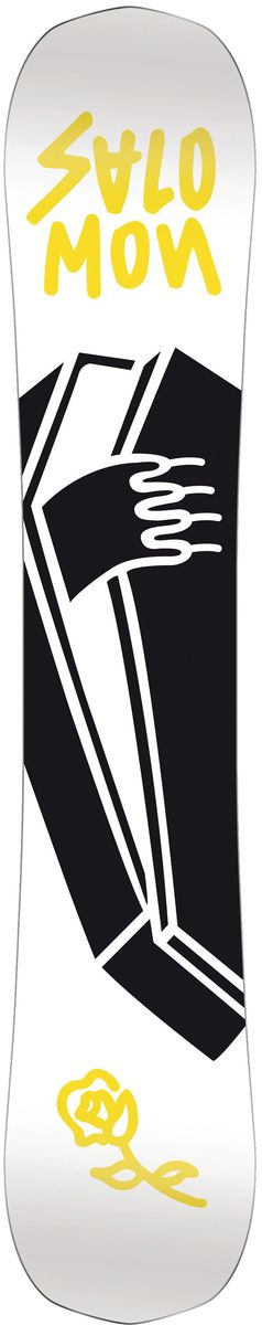 """Сноуборд Salomon """"Assassin"""" - доска Волле Нивелта, которая подойдет сноубордистам с продвинутым уровнем катания. В модели использованы самые прогрессивные конструкции для паудера и фристайла: ABC Green Roll и Popster Eco Booster, боковой вырез EQ Rad. С таким арсеналом Assassin готов сокрушить что угодно.  Как выбрать сноуборд. Статья OZON Гид"""