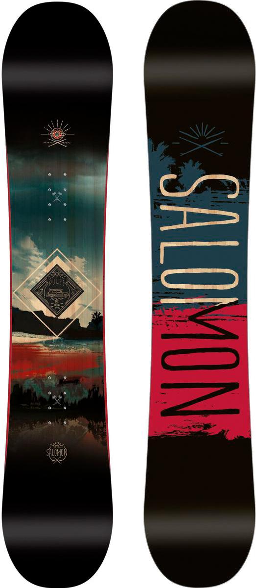Сноуборд Salomon Pulse, 145 см. L39924200 сноуборд prime inspiration 145 fw17