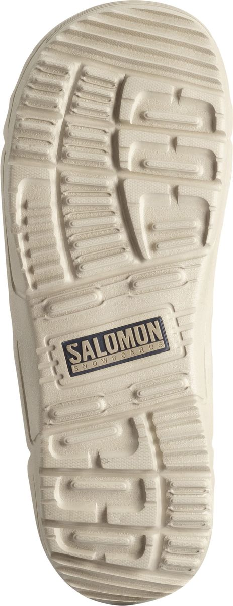 """Ботинки для сноуборда Salomon """"Faction"""" сочетают в себе все главные характеристики ботинок Salomon: отличные посадка, отзывчивость и долговечность, а также новейшие материалы и стильный дизайн. Внутренник Silver Fit идеально подгоняется под анатомические особенности ног райдера при температуре тела и надолго сохраняет оптимальную форму, а средняя жесткость позволяет использовать ботинки максимально универсально, пробуя разные стили катания.  Как выбрать сноуборд. Статья OZON Гид"""
