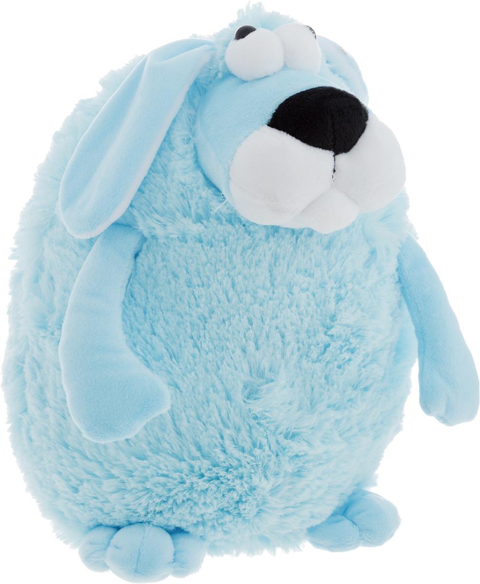 Button Blue Мягкая игрушка Собачка Кругляш 27 см цвет голубой игрушка ecx ruckus gray blue ecx00013t1