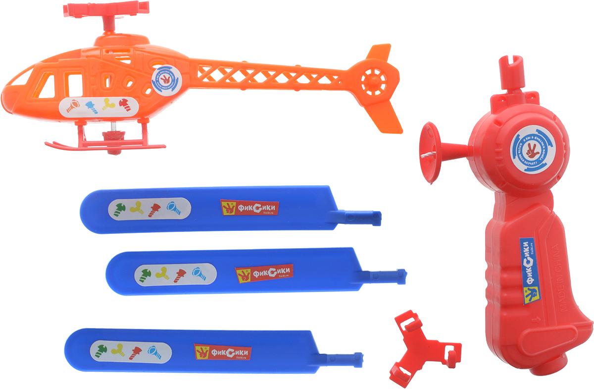 Играем вместе Вертолет Фиксики цвет оранжевый синий