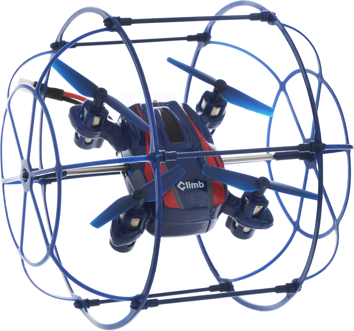 Happy Cow Квадрокоптер на радиоуправлении AirUFO цвет синий