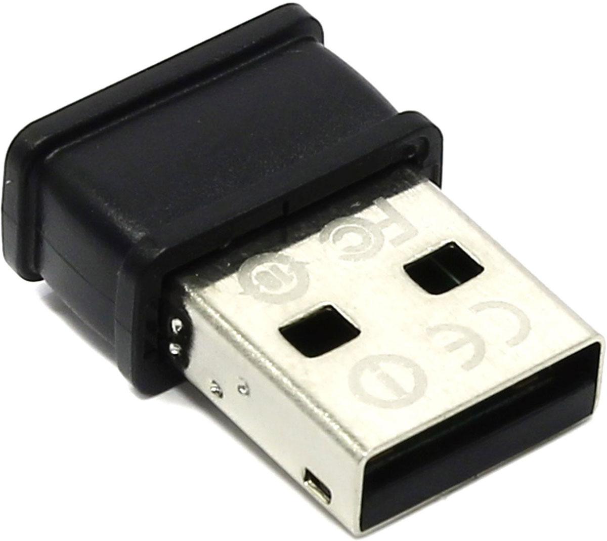 Tenda W311MI беспроводной USB-адаптер235043Совместимый с 802.11g/b устройствами, Tenda W311MI - беспроводной USB-адаптер со скоростью передачи Wi–Fi в 3 раза быстрее, чем устройства 802.11g. Этот беспроводной адаптер обладает гладким компактным дизайном, который вписывается в USB-порт вашего компьютера с минимальным выступом, что делает его идеальным для использования в поездках или переполненной рабочей зоне. Tenda W311MI соединяет настольный или портативный компьютер USB-портом к беспроводной сети для доступа к интернету и совместного работы с файлами. Пользователи ПК могут легко добавить беспроводное подключение, не имея необходимость вскрывать корпус. Пользователи ноутбуков могут легко обновить до последнего 802.11n и получить лучший диапазон. Адаптер идеален для электронной почты, просмотра веб-страниц и доступа к файлам дома.Для защиты данных и обеспечения конфиденциальности USB адаптер поддерживает стандарты шифрования WEP, WPA, WPA2 для подключения к защищенной беспроводной сети, сохраняя безопасность вашего сетевого трафика. Функция Wi-Fi Protected Setup (WPS) позволяет устройствам легко установить безопасное соединение с точкой доступа или беспроводныым маршрутизатором, устраняя необходимость в запоминании сложных паролей шифрования.