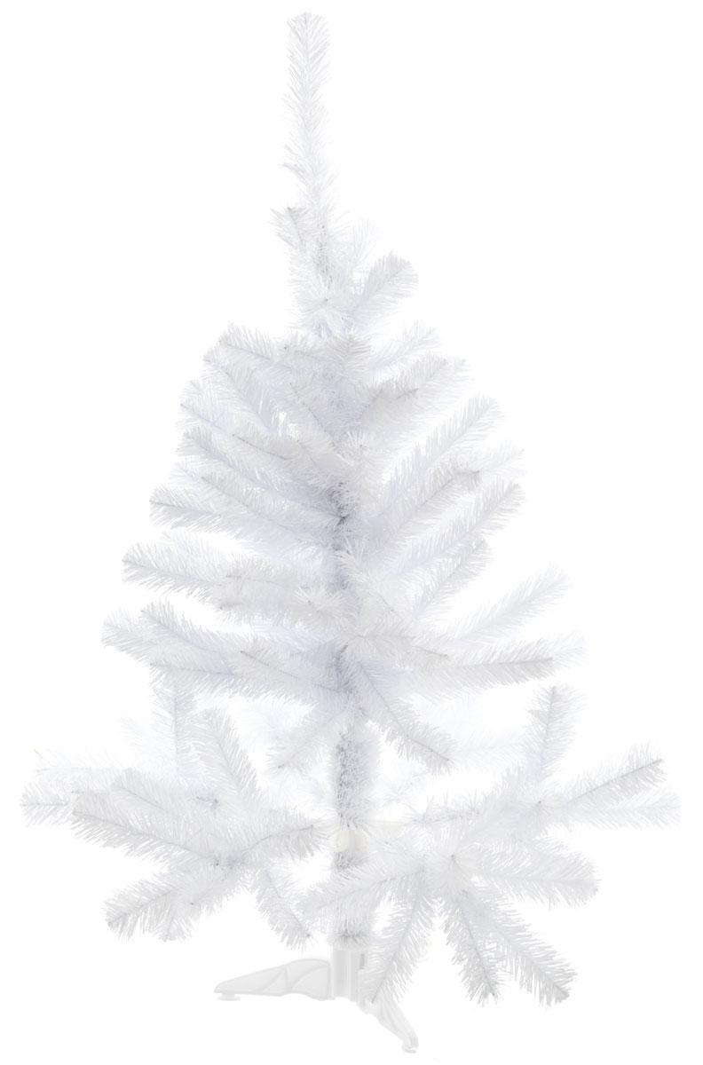 Ель искусственная Morozco Метелица, цвет: белый, высота 120 см1012Ель искусственная Morozco Метелица - прекрасный вариант для оформления вашего интерьера к Новому году. Такие деревья абсолютно безопасны, удобны в сборке и не занимают много места при хранении.Ель состоит из верхушки, ствола и устойчивой подставки. Ель быстро и легко устанавливается и имеет естественный и абсолютно натуральный вид, отличающийся от своих прототипов разве что совершенством форм и мягкостью иголок. Для большего объема и пушистости, ветки на верхушке закреплены в хаотичном порядке.Еловые иголочки не осыпаются, не мнутся и не выцветают со временем. Полимерные материалы, из которых они изготовлены, нетоксичны и не поддаются горению. Ель Morozco обязательно создаст настроение волшебства и уюта, а также станет прекрасным украшением дома на период новогодних праздников.Инструкция в комплекте.