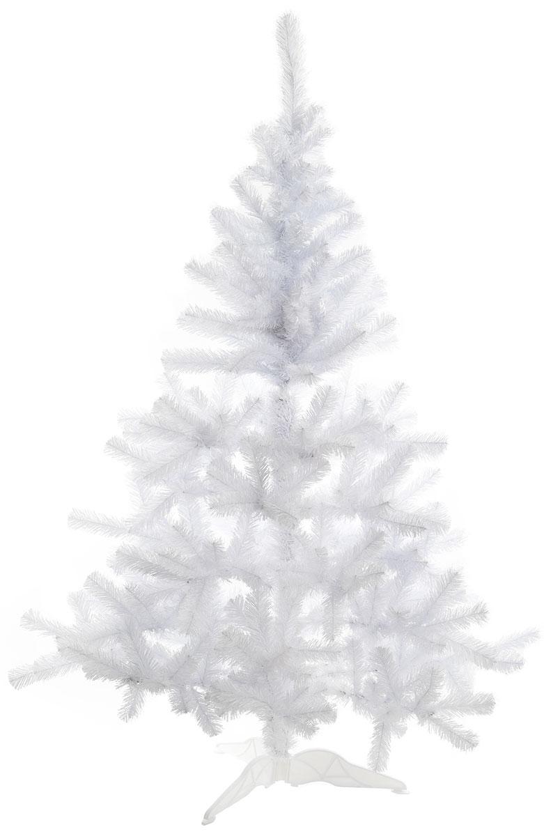 Ель искусственная Morozco Метелица, цвет: белый, высота 180 см1018Искусственная ель Morozco Метелица - прекрасный вариант для оформления вашего интерьера к Новому году. Такие деревья абсолютно безопасны, удобны в сборке и не занимают много места при хранении. Ель состоит из верхушки, ствола и устойчивой подставки. Ель быстро и легко устанавливается и имеет естественный и абсолютно натуральный вид, отличающийся от своих прототипов разве что совершенством форм и мягкостью иголок. Для большего объема и пушистости, ветки на верхушке закреплены в хаотичном порядке. Еловые иголочки не осыпаются, не мнутся и не выцветают со временем. Полимерные материалы, из которых они изготовлены, нетоксичны и не поддаются горению. Ель Morozco обязательно создаст настроение волшебства и уюта, а также станет прекрасным украшением дома на период новогодних праздников. Инструкция в комплекте.