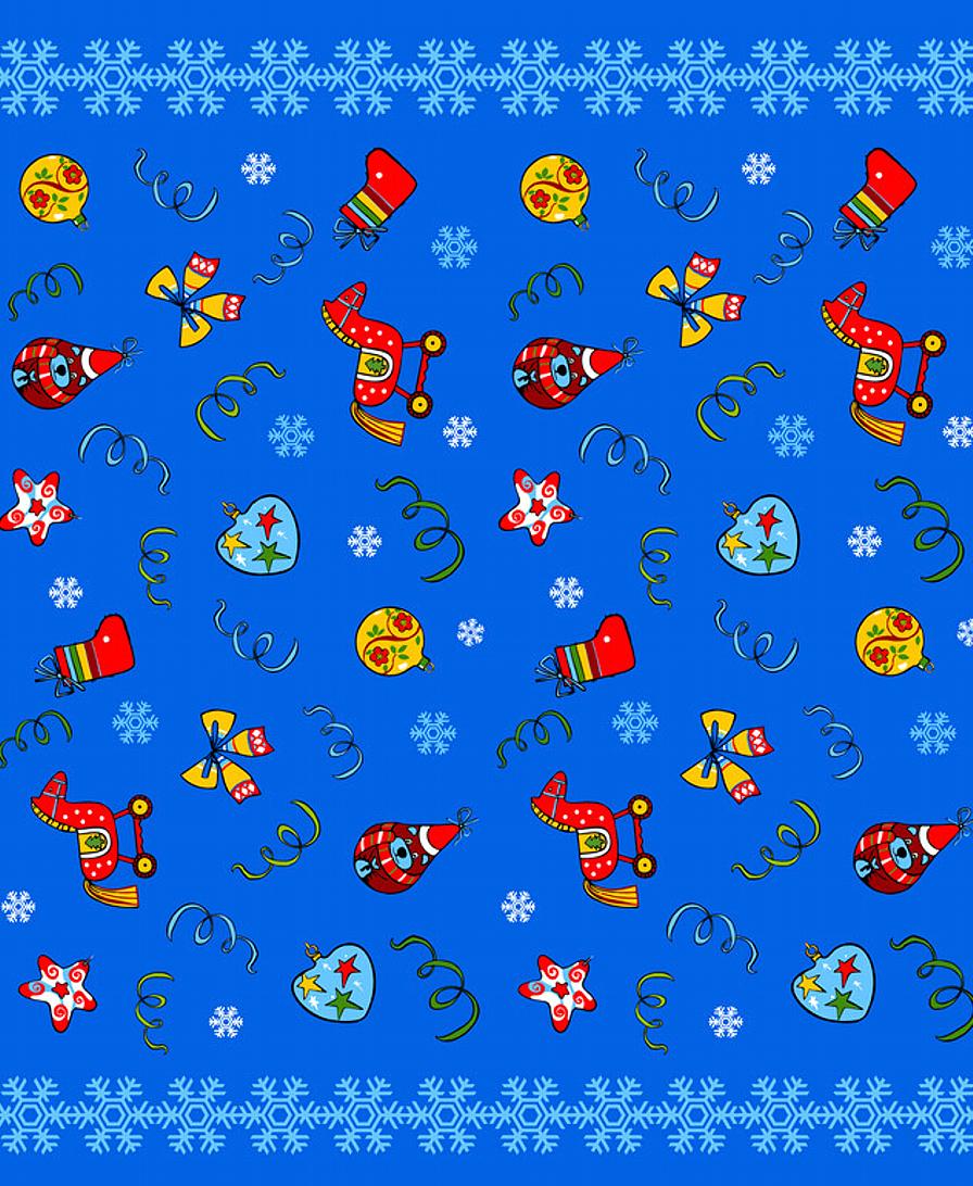 Скатерть Мультидом Новогодние шары, цвет: синий, 148 х 225 смBD2-36Предназначена для защиты поверхности стола и украшения интерьера. Изготовлена из 100% полиэстера с водоотталкивающей пропиткой, предохраняющей скатерть от возникновения пятен от соусов, вина, кофе и т. п. Легко стирается. Стирать в соответствии с рекомендациями на этикетке. Размер 148х225 см.