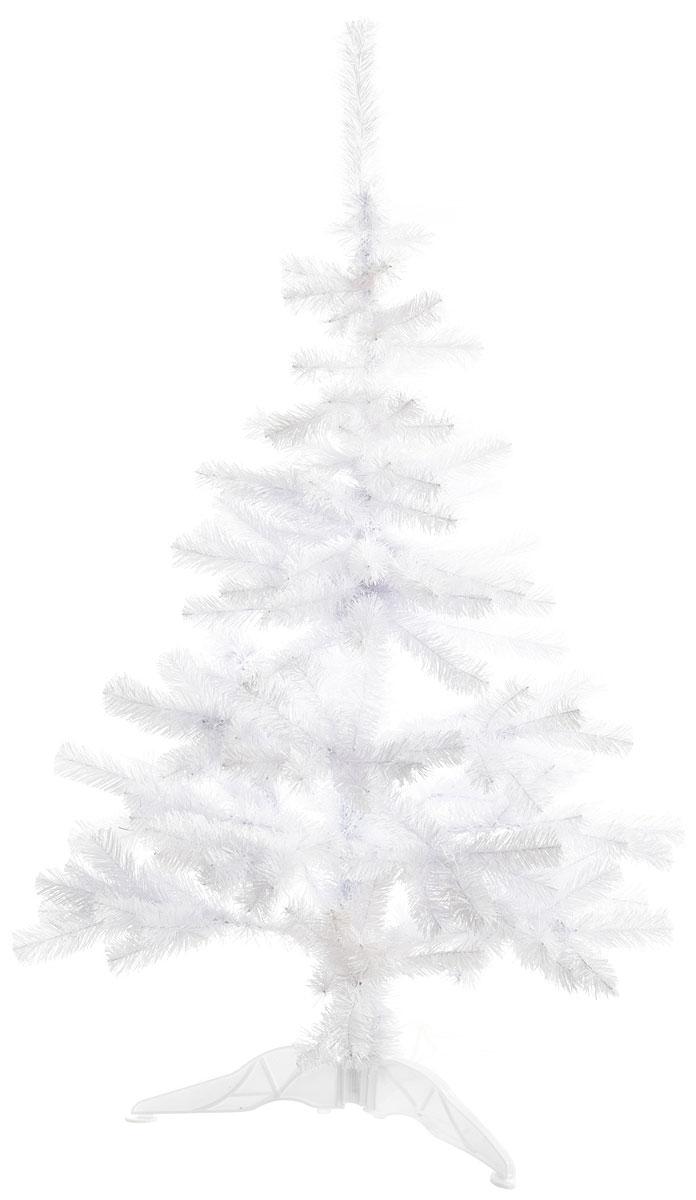 Ель искусственная Morozco Метелица, цвет: белый, высота 1,5 м1015Искусственная ель Метелица - прекрасный вариант для оформления вашего интерьера к Новому году. Такие деревья абсолютно безопасны, удобны в сборке и не занимают много места при хранении.Ель состоит из верхушки, ствола и устойчивой подставки. Ель быстро и легко устанавливается и имеет естественный и абсолютно натуральный вид, отличающийся от своих прототипов разве что совершенством форм и мягкостью иголок.Еловые иголочки не осыпаются, не мнутся и не выцветают со временем. Полимерные материалы, из которых они изготовлены, нетоксичны и не поддаются горению. Ель Morozco обязательно создаст настроение волшебства и уюта, а также станет прекрасным украшением дома на период новогодних праздников.