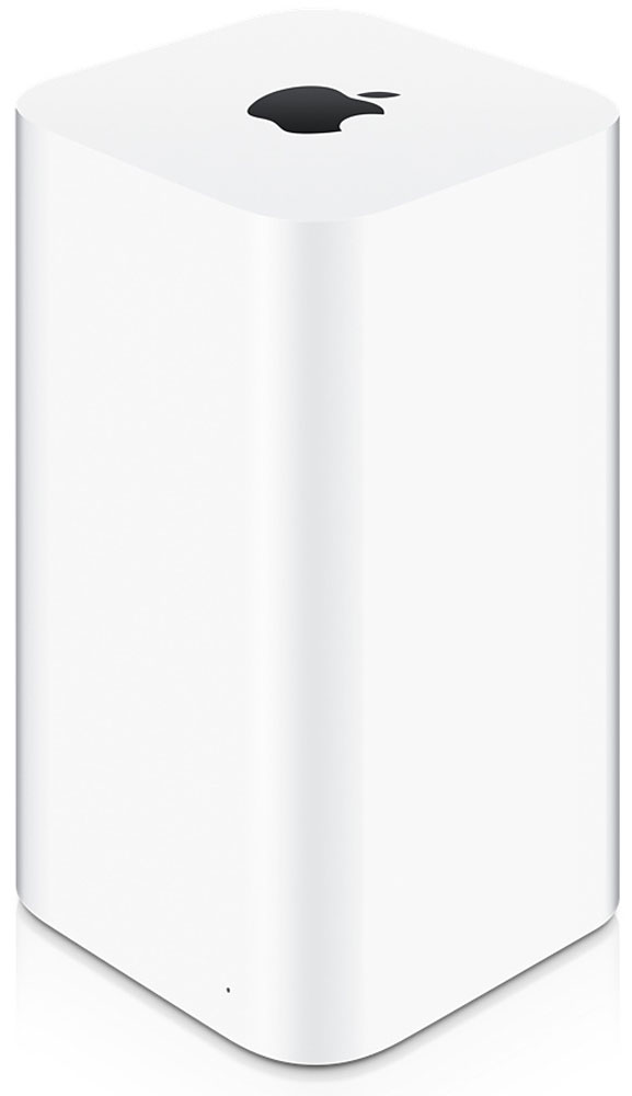 Apple AirPort Time Capsule 3TB (ME182RU/A) Wi-Fi точка доступа