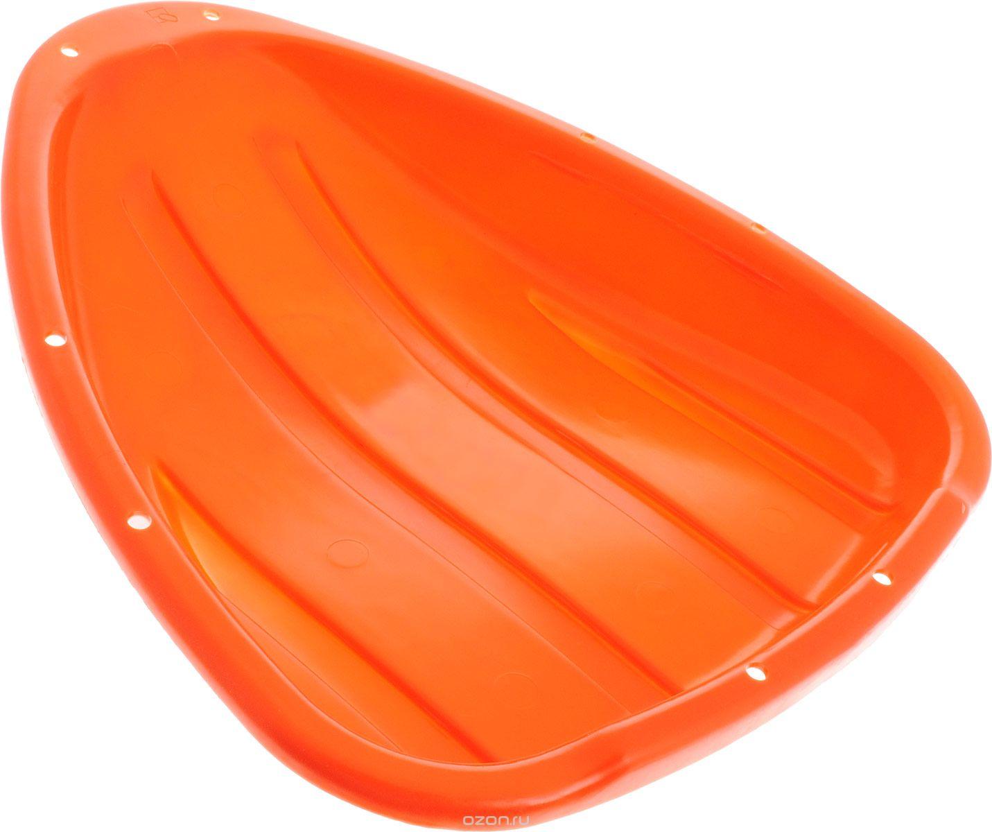 Фея Ледянка Ветерок цвет оранжевый826228_оранжевыйВсе дети любят зимой кататься с горки. Яркая ледянка Ветерок станет незаменимым атрибутом этой веселой детской игры. Ледянка выполнена из прочного пластика, а их конфигурация позволяет удобно сидеть и развивать лучшую скорость.Благодаря малому весу эти салазки, в отличие от санок, легко нести с собой даже ребенку. На ледянке есть специальное отверстие, в которое можно продеть веревочку.Зимние игры на свежем воздухе. Статья OZON Гид
