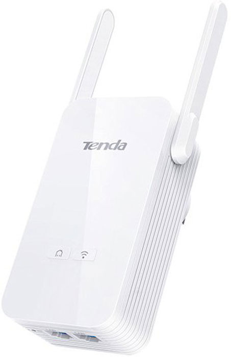 Tenda PA6 адаптер Powerline сетевой адаптер powerline wifi tenda pa6 ethernet