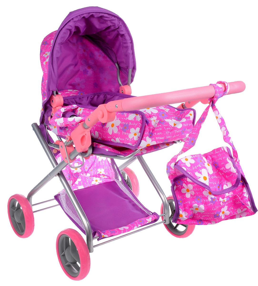 Карапуз Коляска для кукол 63HJ-C3 ультима коляска