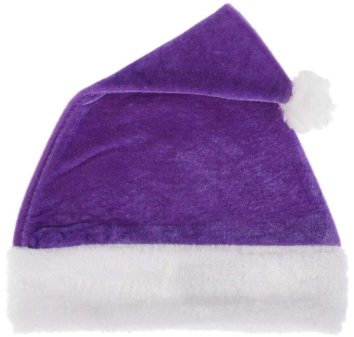 Колпак - традиционный новогодний головной убор, который дополнит любой праздничный костюм. Будет это корпоративная вечеринка, утренник в школе или отдых в компании друзей - изделие поднимет настроение, где бы вы ни находились.  Колпачок подойдет тем, кто собирается отмечать зимний праздник в помещении. В противном случае его следует надеть на теплую шапку, чтобы не простудиться.