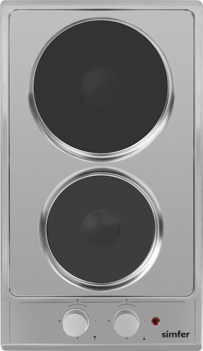 Simfer H30E02M011 панель варочная электрическая