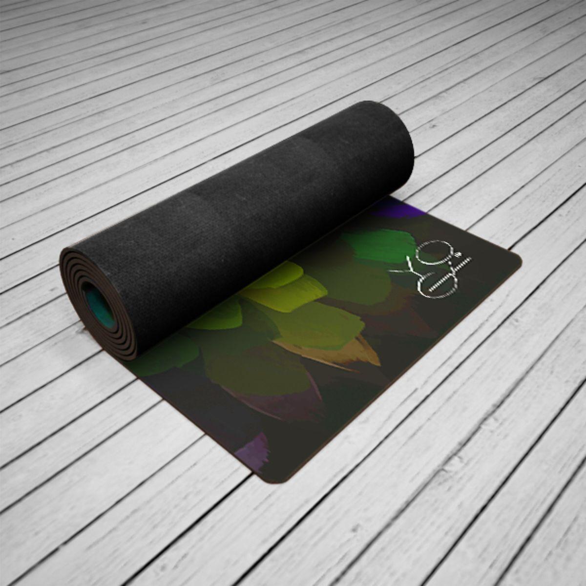 Коврик для йоги Yoga ID