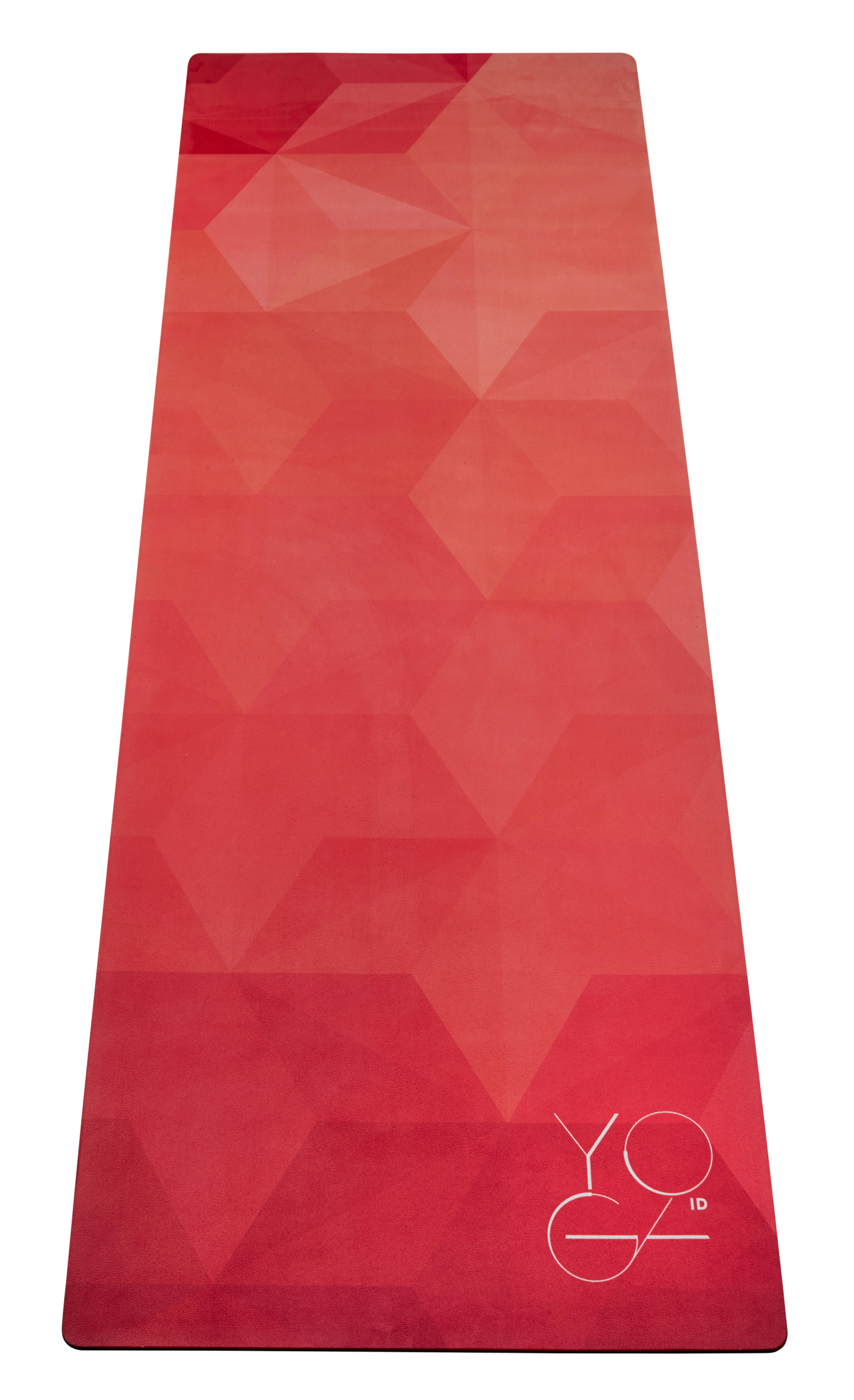 Коврик для йоги Yoga ID Australia , цвет: розовый, 173 х 61 х 0,3 см0011Дизайнерский коврик Yoga ID- идеальный коврик для динамических практик, совмещающий в себе функции коврика и полотенца. Основание из натурального органического каучука обеспечивает надежную сцепку с любой поверхностью, а абсорбирующее покрытие microfiber предотвращает скольжение! И, в конце концов, это просто красиво! Характеристики: Размер: 1730 x 610 мм. Толщина: 3 мм. Вес: 2,3 кг. Материал: натуральный каучук, покрытие microfiber. В комплект входит переноска для коврика. Рекомендации по использованию:-рекомендуется ручная стирка при температуре 30°С с деликатным моющим средством.Для еще лучшей стабилизации в определенных асанах рекомендуется смачивать ладони водой перед началом практики.