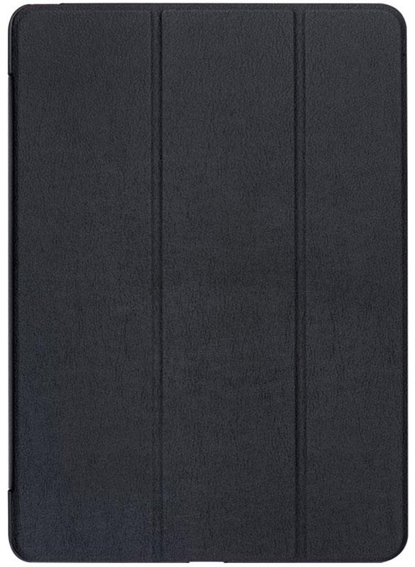 Cross Case EL чехол для Apple iPad 9.7 (2017), BlackEL-4032 blackЧехол Cross Case EL для планшета Apple iPad 9.7 (2017) предназначен для защиты устройства от механических повреждений в процессе переноски и эксплуатации. Чехол идеально повторяет контуры планшета и имеет все необходимые вырезы под разъемы, камеры и динамики. Толщина пластика чехла подобрана так, чтобы чехол был максимально легким и в то же время прочным. Конструкция чехла допускает два вида настольной установки.